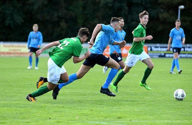 Zondag 2A: SV Beemster ontvangt ongenadig hard pak slaag in Den Helder