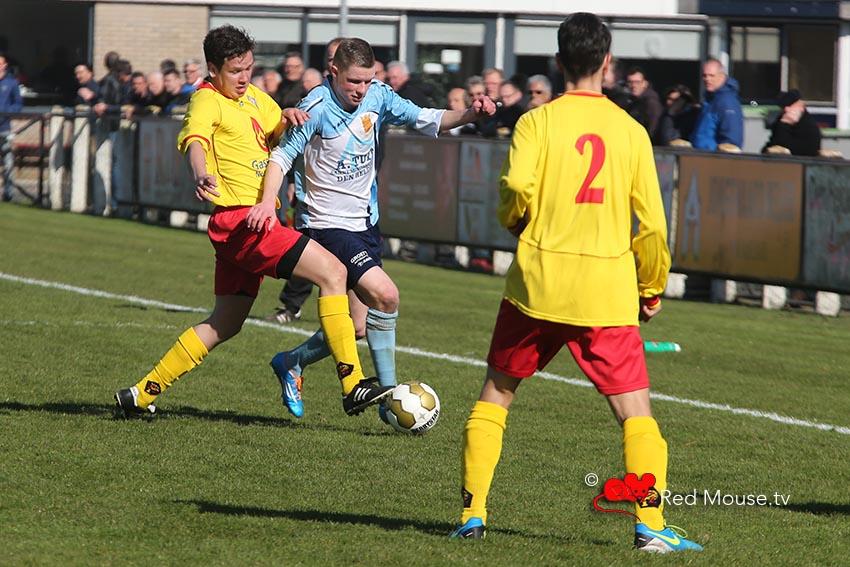 """FC Purmerend-spits Roy Klop wil tegen Purmersteijn met scherp schieten: """"Kansen die ik krijg moeten erin"""""""