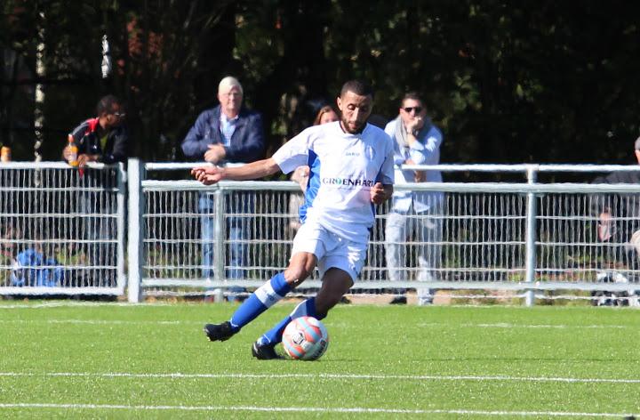 Speler van de week van speelronde 4: Mohamed N'Koubi van Purmersteijn