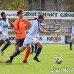 Hoofdklasse A: Purmersteijn doet zich tekort tegen SDO en verliest voor derde keer