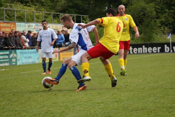 SAMENVATTING: vpv Purmersteijn tegen FC Purmerend van zondag 4 mei