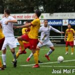 Zaterdag 1A: ZOB lijdt eerste nederlaag bij Valken '68, Monnickendam pakt eerste punt