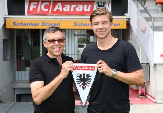 """Mart Lieder vervolgt loopbaan in Zwitserland: """"Ik wil nu gaan knallen!"""""""
