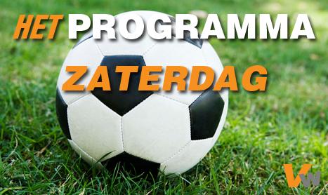 Het programma van zaterdag 19 september: spektakel verwacht in Edam